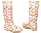 Coach Women's Rubber Boots