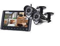video surveillance Security camaras for your house or business