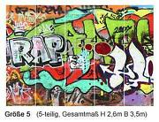 Graffiti Tapete
