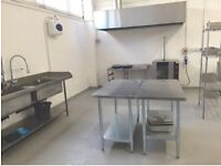 COMMERCIAL KITCHEN TO RENT CLOSE TO CANARY WHARF