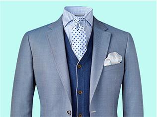 Blazers, Suits & Ties
