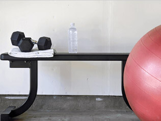 Fitness, athlétisme, yoga