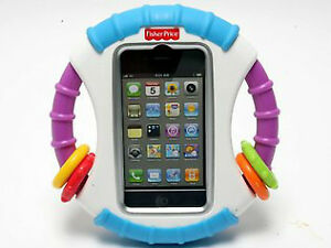 iPod Touch (8GB) + Fisher-Price Laugh & Learn Apptivity Case