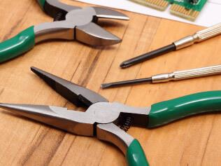 Recambios y herramientas