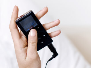 Lecteurs MP3