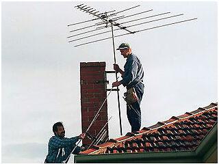 Tv aerial repairs, tv aerial installers edinburgh
