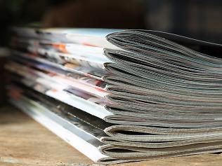 Revistas, manuales, catálogos