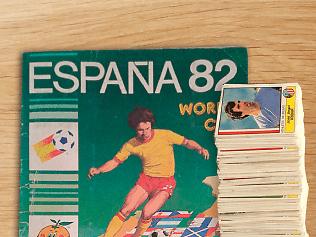 Deportes - Años 80