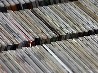 Lotti e stock musica