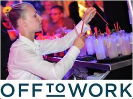 Amazing Waiters / Waitresses - Funky hotels & Events - up to £12/hr
