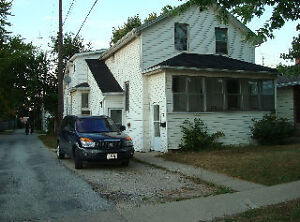 INVESTMENT PROPERTY DUPLEX  RENTED