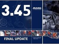 AUTODATA 3.45 - FINAL UPDATE