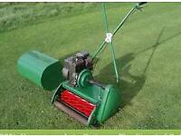 Wanted cylinder lawnmower