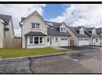 4 bedroomed new build