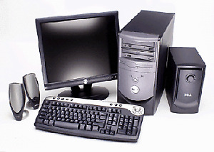 Dell Dimension 4600 Full System