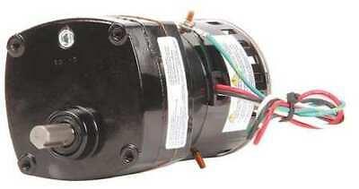 Dayton 6z075 Ac Gearmotor4.5 Rpmopen115v