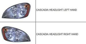 Cascadia Headlights