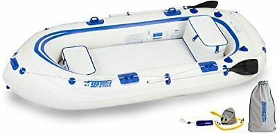 Sea Eagle New SE9 Inflatable Motormount Boat Start Up Packag