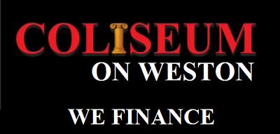 Coliseum Auto Sales on Weston