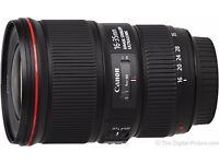 Canon 16-35mm L IS