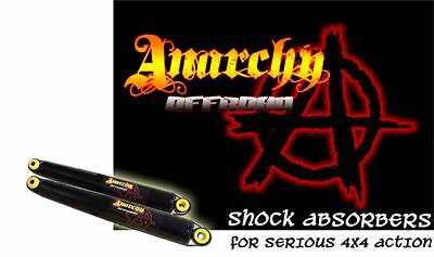 Anarchy Offroad Shock Absorbers Nissan Navara Patrol Pathfinder Cannington Canning Area Preview