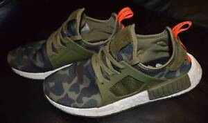 "Adidas NMD XR1 ""Duck Camo"" Adelaide CBD Adelaide City Preview"