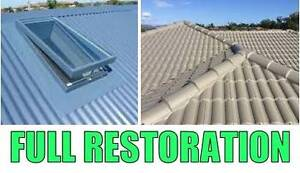 Sydney roof paint and restoration Bankstown Bankstown Area Preview