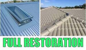 FROM $1350 ROOF RESTORATION AND HOUSE PAINTING Stafford Brisbane North West Preview