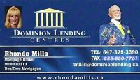 1 & 2 Mortgage with A & B lenders / Banks / Credit Unions