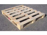5x Wooden Pallets