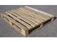 Free Pallets Wanted Same Size and Thickness can Collect