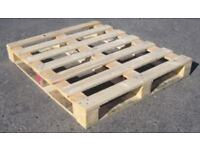 *WANTED* large wooden pallets