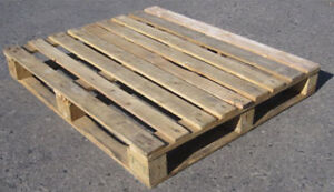 LOOKING FOR WOODEN PALLETS