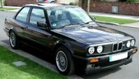 WANTED: BMW 3-Series E30