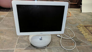"iMac 17"" G4 (Lampshade) 2003 - For Parts"