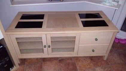 Homebase Carolina Range TV cabinet