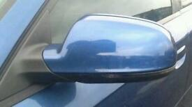 auDi a3 facelift led side mirror black edition