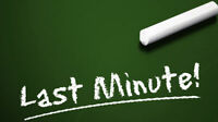 Last Mimute/Same Day/Week/MVR●Local/Long Distance☆@ 416-319-9089