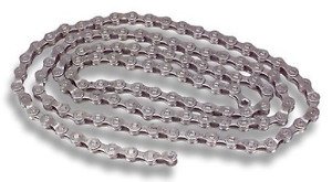 Shimano 105 CN-HG73 Bicycle Chain - 9 Speed-Bicycle Chains