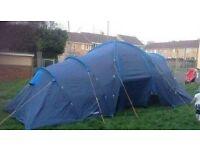 6 man family tent