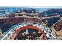 Grand Canyon West Rim (USA) Skywalk Tickets