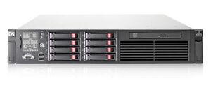 HP DL380G6 - 2 x Intel X5670 - 8GB Ram - 0 x HDD