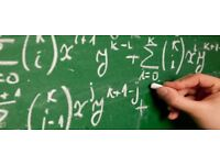 QUALIFIED MATHS TEACHER AVAILABLE FOR TUTORING (£20ph)