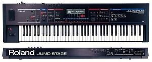 Roland Juno Stage 76 key performance synth Rouse Hill The Hills District Preview