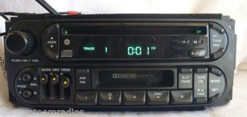 Dodge Neon Radio  Parts  U0026 Accessories