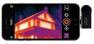 NEW - Thermal Imaging attachment for iphone (range 1800ft)
