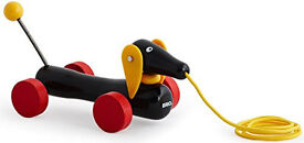 BRIO Large Dachshund brand new in box - wooden toys