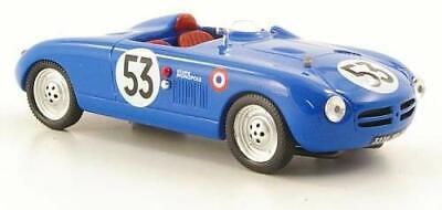 1:43 Monopole Tank X84 n°53 Le Mans 1950 1/43 • BIZARRE BZ046
