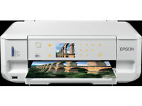 Epson Expression Premium XP-605 PrinterScanner Copier Cd print t Ink pad needs replace so cheep