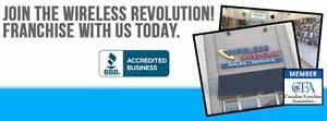 Wireless Warehouse Store-Within-Store Franchise Opportunity ** Join the Wireless Revolution Today **